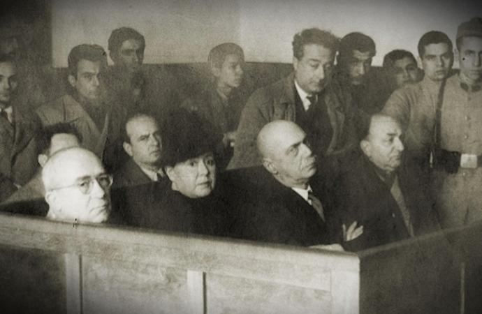Sabiha Sertel mahkemede, 1945