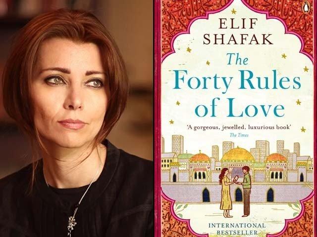 Elif Şafak, ''Aşk'' (Forty Years of Love), 2009