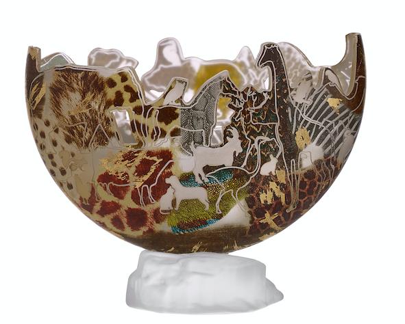 Nuh'un Gemisi, ön yüz, Paşabahçe Kayıp Hazineler Koleksiyonu, 2019
