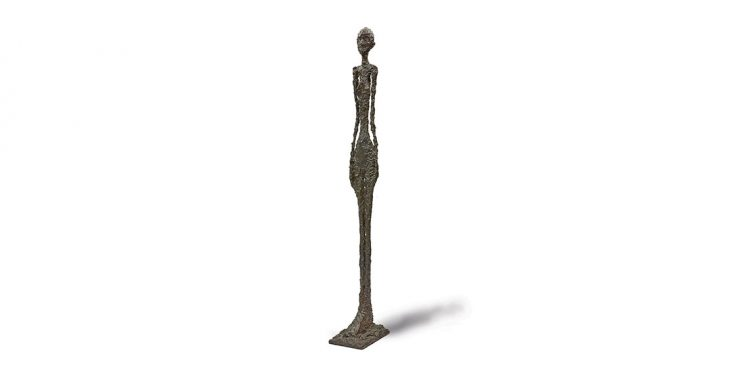 Alberto Giacometti, Grand Femme I, 1960